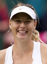 Maria Shrapova def.Samantha Murray in straight sets,1st round