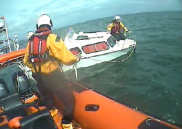 Busy weekend for Fylde coast lifesavers