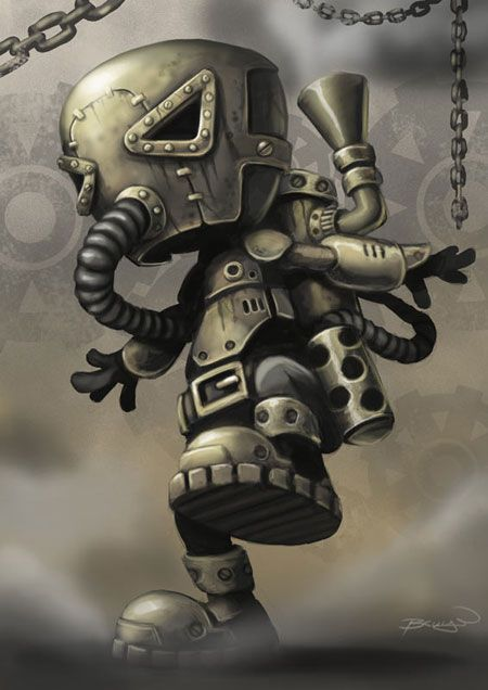 20 fantastic examples of steampunk art