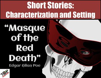 an analysis of the theme of death in the lottery and masque of the red death The masque of the red death essay examples 45 total results a literary analysis of the masque of the red death and the tell-tale heart and the black cat by edgar allan poe.