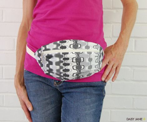 Hip-pouch- nice expandable football shaped pouch. Sometimes hip pouches are just so functional that you have to have one.