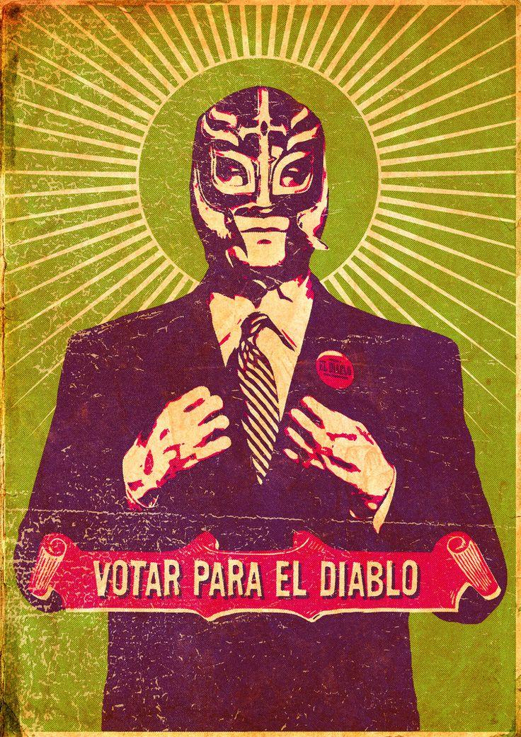 Votar Para El Diablo by gurrilla.deviantart.com