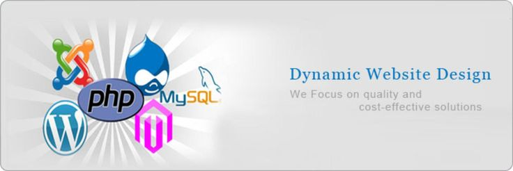 Dynamic Website Development Services in Pretoria by PiyaGroup of Company enables visitors to view and load database information in the form of a webpage.