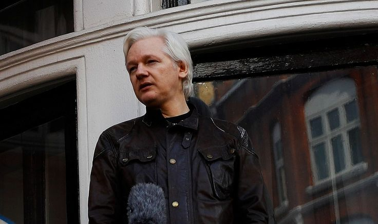 The transparency organization asked the president's son for his cooperation—in sharing its work, in contesting the results of the election, and in arranging for Julian Assange to be Australia's ambassador to the United States.