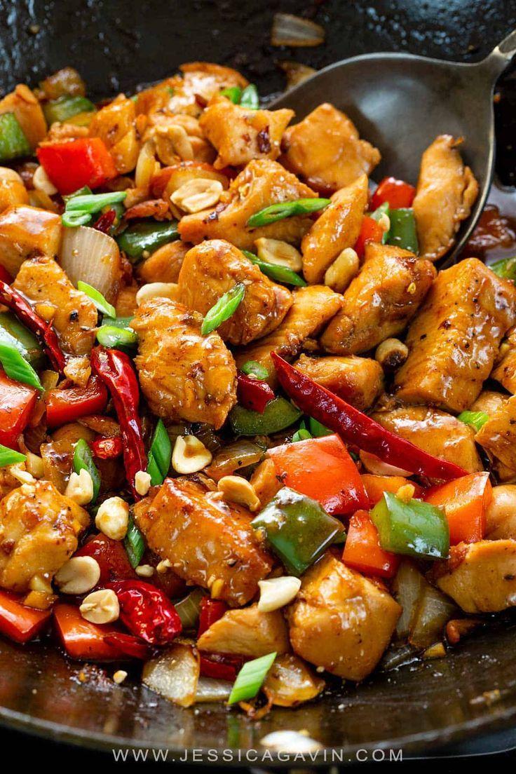 Kung Pao Chicken – Comida – #Chicken #Comida #Kung…