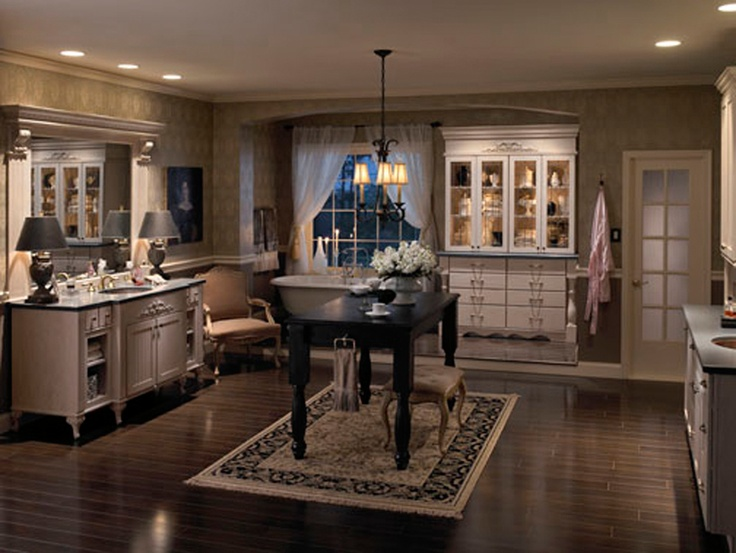 Bath vanity  Medallion Cabinetry Silverline Fenwick door style in oak with semi transparent stain. 17 Best images about Bathrooms on Pinterest   Cherries