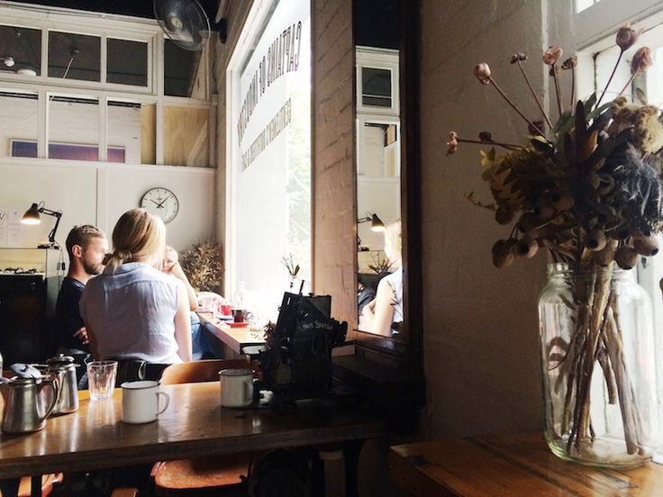 Captains Of Industry Coffee Melbourne
