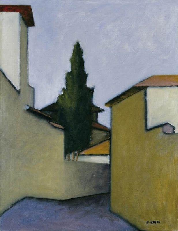 Fine Stagione: Ottone Rosai, Via San Leonardo