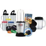 I would love a  Magic Bullet Express Deluxe 26-piece Mixer & Blender (25-piece with Bonus Ice Shaver Blade) Includes: The Healthy Green Drink Diet Book (Advice and Recipes to Energize, Alkalize, Lose Weight, and Feel Great) / http://www.fitrippedandhealthy.com/magic-bullet-express-deluxe-26-piece-mixer-blender-25-piece-with-bonus-ice-shaver-blade-includes-the-healthy-green-drink-diet-book-advice-and-recipes-to-energize-alkalize-lose-weight-and/