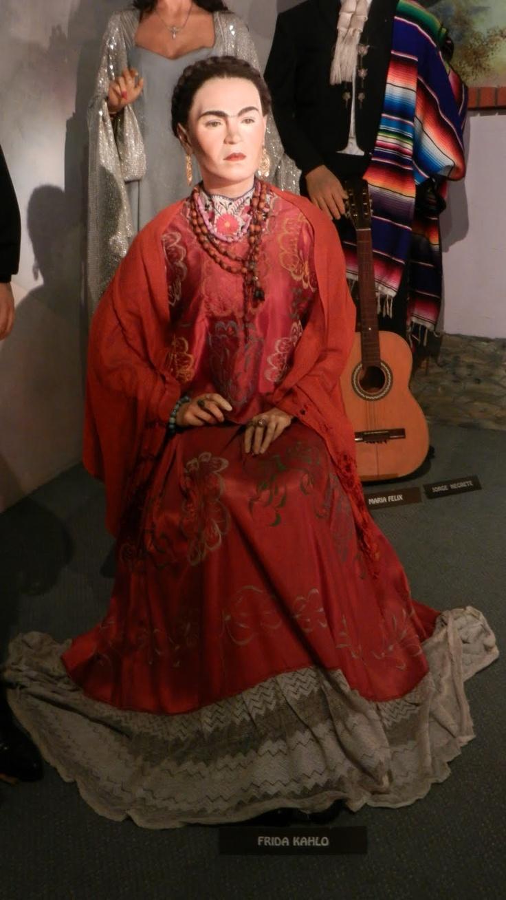 Frida Kahlo Madame Tus...