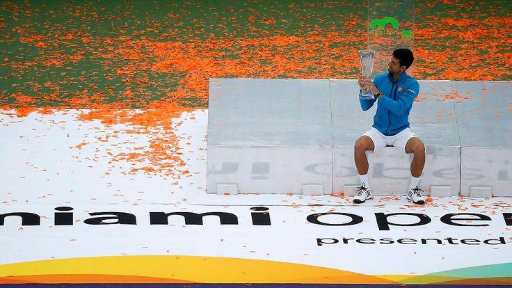 """Tennis-Schallmauer bald geknackt: """"Robotovic"""" Djokovic wird zum 100-Mio-Mann"""