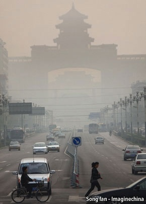 whose air? everyone's air. one planet. Air pollution in China. (luckily their air is different than ours<---sarcasm)