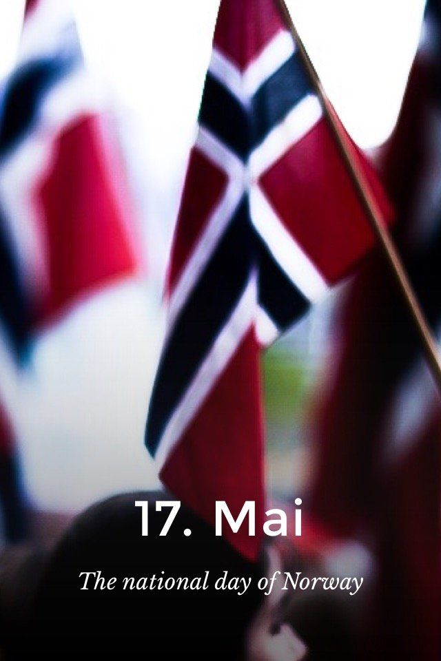 17. Mai The national day of Norway The 17th of May is the Norwegian national day. We celebrate the day our constitution was signed in 1814, and over the years this has become a day of many traditions. It is known as the children's day, with no military parades