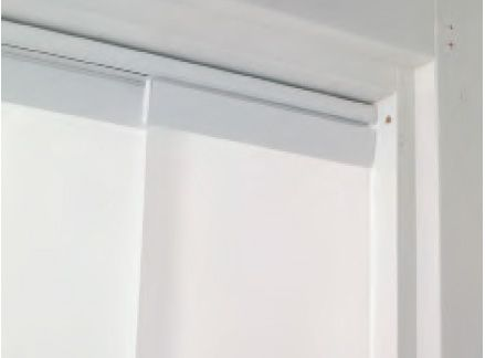 moving panel blinds installation