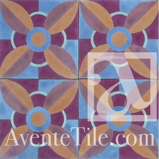 17 Best Images About Geometric Cement Tile On Pinterest