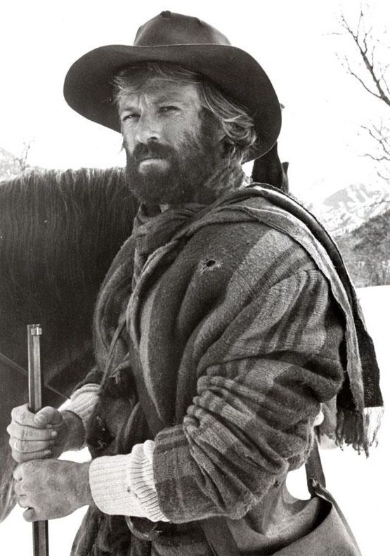 "Robert Redford, ""Jeremiah Johnson"""