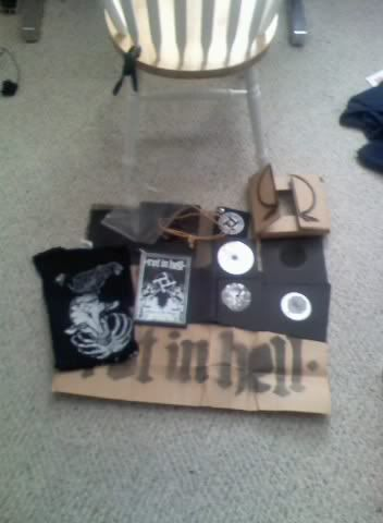 ROT IN HELL - Cult Of Kali - ENTIRE BOX SET OPENED Photo by als_017 | Photobucket