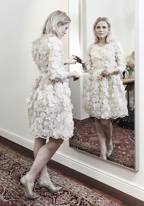 Design for Dutch singer Ilse de Lange, for the  Songfestival 2014