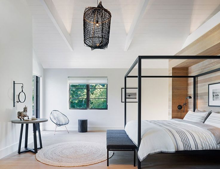 CCS Architects Infuses A Hamptons Retreat With West Coast Sensibilities Design Interiordesign