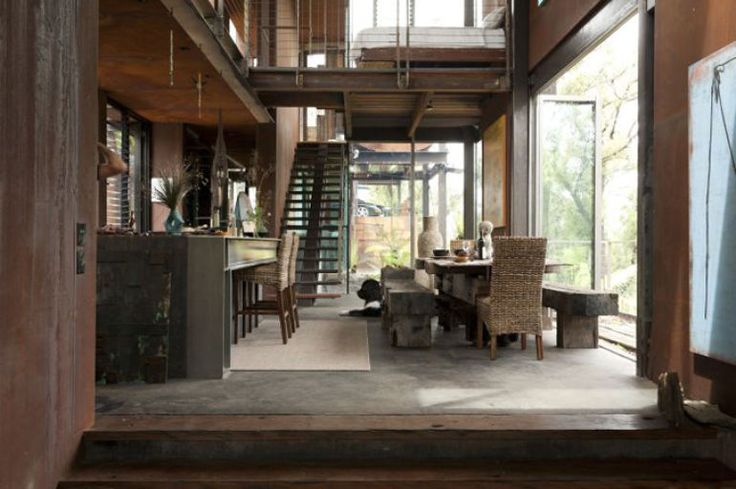 A Beautiful, Sustainable (and Bushfire-Proof) Home Rises From the Ashes