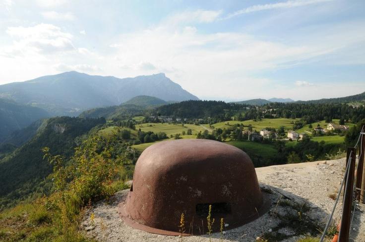 #Forte Belvedere #Gschwent #Lavarone #Trentino