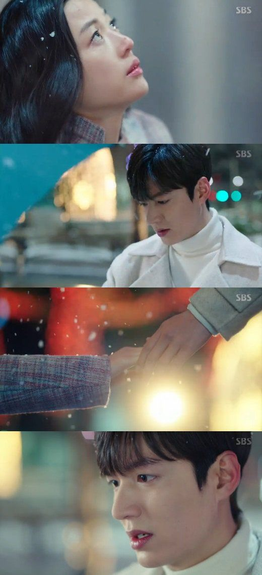 """[Spoiler] """"The Legend of the Blue Sea"""" Jeon Ji-hyeon and Lee Min-ho's destiny, """"My heart remembers"""""""