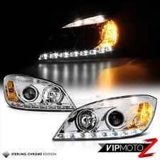 2008 2009 2010 2011 Mercedes Benz W204 C-CLASS C250 C300 C350 Euro LED Headlight