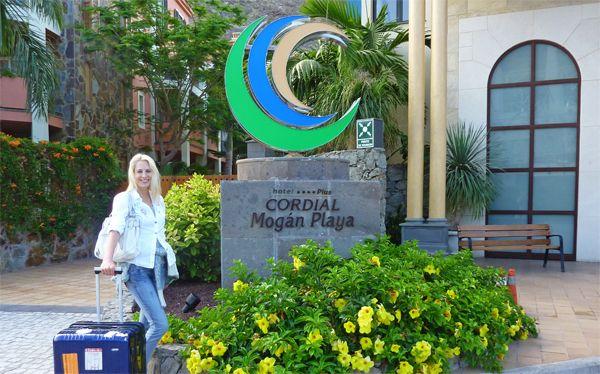 Hotel Cordial Mogan Playa #pressereise #grancanaria Fotograf: Martin Helmers Model: ich :-) #model #reisemodel #kanaren #mogan #tauchurlaub #tauchreisen #taucherin #taucher