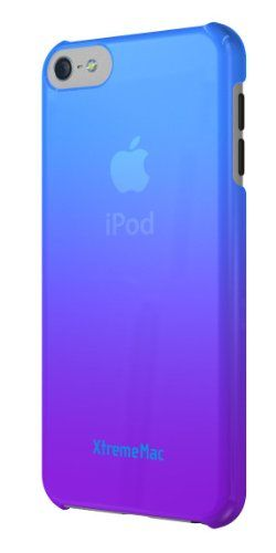 iPod Touch 6th Generation cases with foxes | XtremeMac Microshield Fade Case for iPod Touch 5th gen. Purple to Blue ...