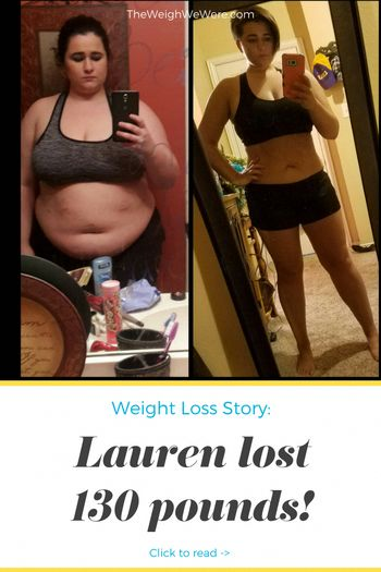 130 Pounds Lost: I found the restart button for my life