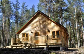 Cairngorm Lodges -  Dinnet nr. Aboyne, Aberdeenshire