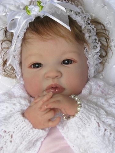 "Reborn Baby Doll Gorgeous ""Tamara"" Shyann by Aleina Peterson | eBay"