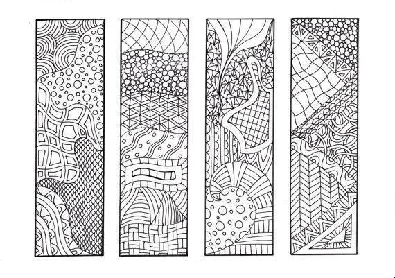 Marque-pages à imprimer - 11 étapes (illustrées)