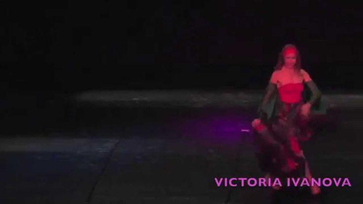 """Victoria Ivanova e le sue allieve allo spettacolo di fine anno """"Quelli di... Aries"""" 22 giugno 2014! scatenate danze #gypsy!"""