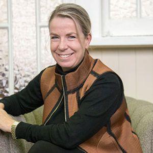 Parish nurse Sarah Dunlop