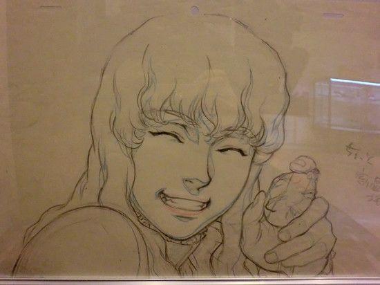 """Crunchyroll - FEATURE: """"Berserk: Golden Age Arc"""" Exhibition in Osaka"""