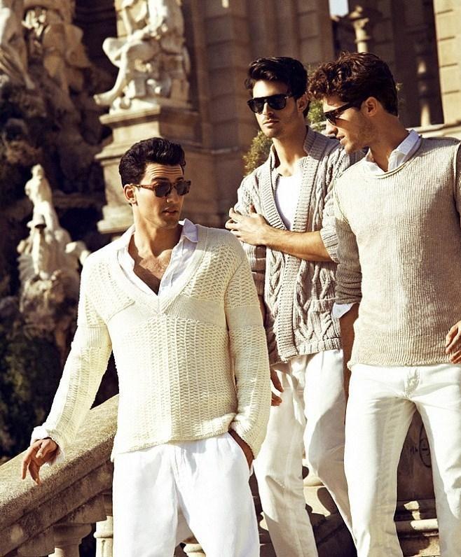 Italiaanse mannen...