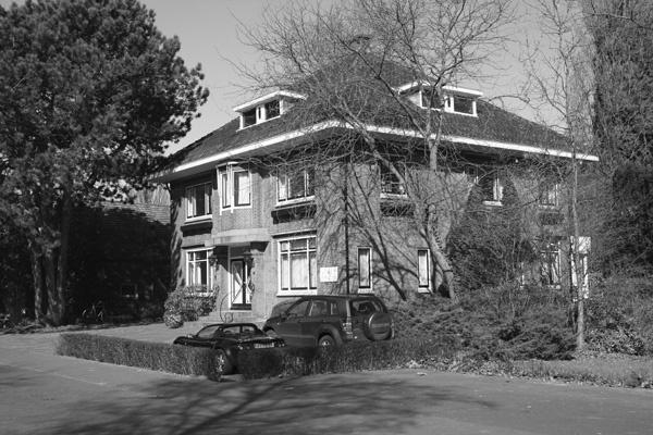 Oude stadhuis in de Dorpsstraat