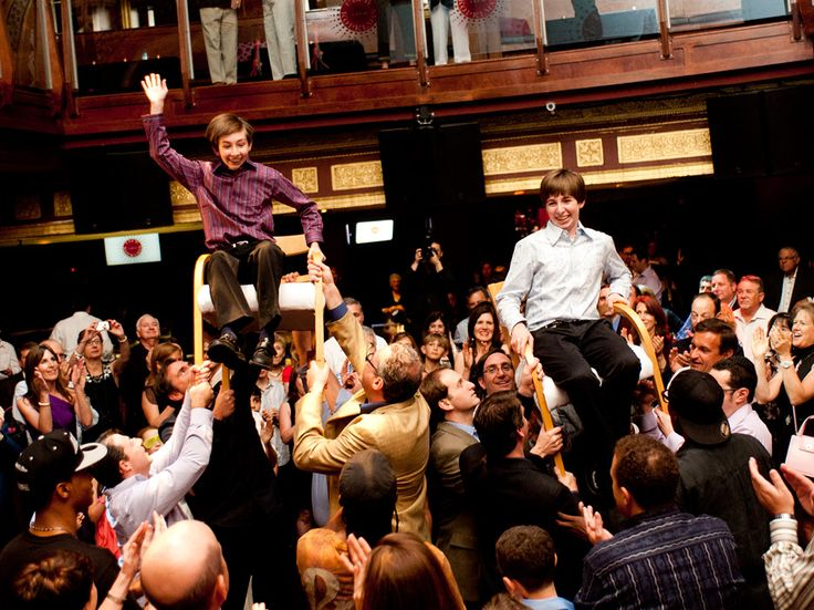 Bar Mitzvah Party Ideas - The Celebration Society