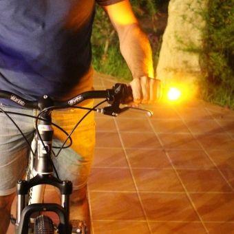 Magnetische Fahrradblinker für mehr Sicherheit im Straßenverkehr - WingLights