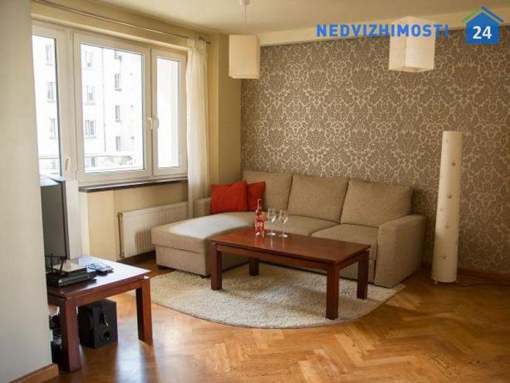 Трехкомнатная квартира в престижном районе Варшавы - Недвижимость в Польше