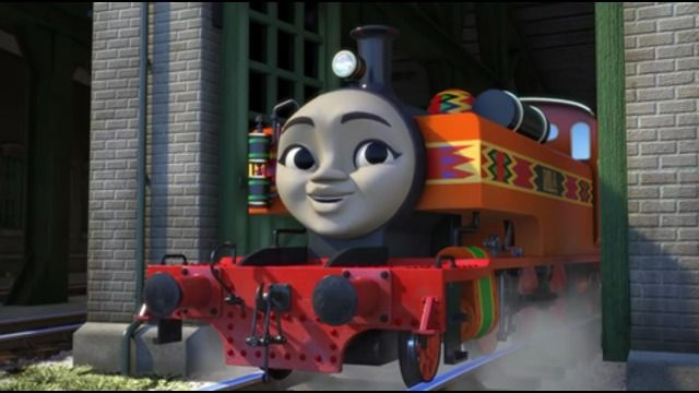 Nia Tells Us All About Why Africa Is Important To Her Is There Anywhere In The World That S Special To You In 2021 Thomas And Friends Friends Series Thomas