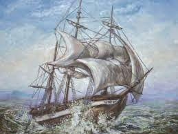 Estos buques fueron usados como barcos mercantes, pero también los usaron los corsarios y piratas, por su gran rapidez, que le permitían escapar de los navíos y fragatas.