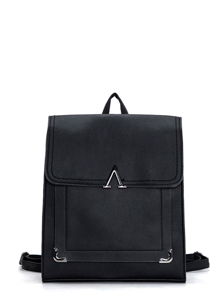 Backpacks Perfect choice for Casual wear. Designed in Black.
