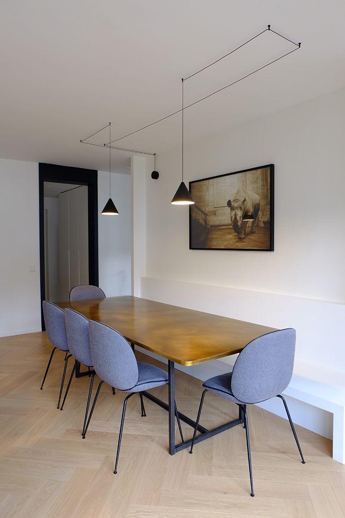 les 25 meilleures id es de la cat gorie luminaire plafonnier sur pinterest lampe plafonnier. Black Bedroom Furniture Sets. Home Design Ideas