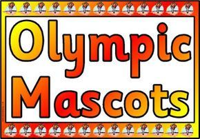 Free Olympic Mascots Showing the Summer Olympic Mascots from 1972 to 2016