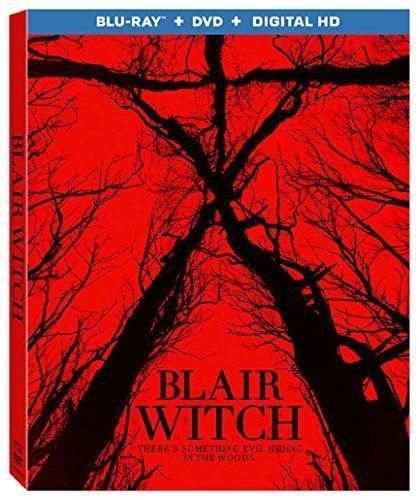 Blair Witch (2016) [Blu-ray + DVD + Digital HD] NEW SEALED