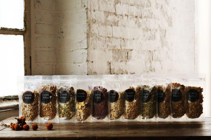 Granola Makers(グラノーラメイカーズ) 健康・美容・ダイエットに最適なシリアル食品 豊富なラインナップ