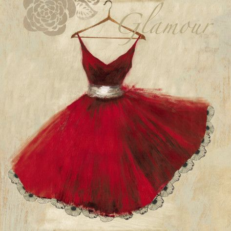 Glamour Poster von Aimee Wilson - AllPosters.at