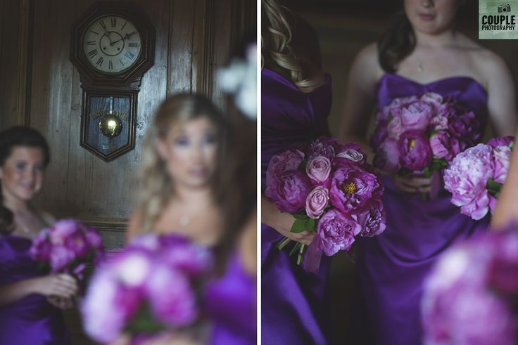 Its all about colour on your wedding day.  Weddings by Couple Photography. www.couple.ie